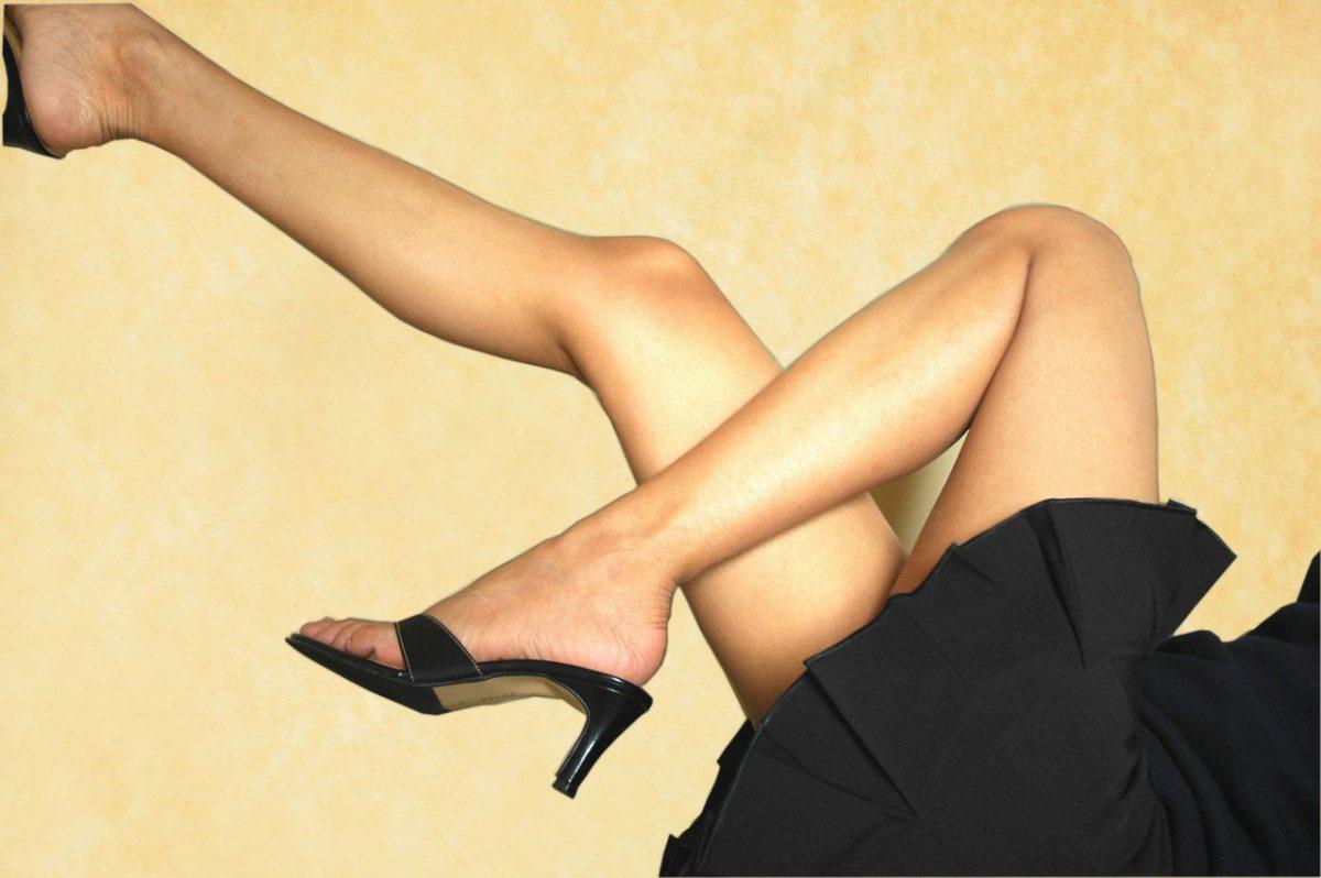 Jak wydłużyć zbyt krótkie nogi?